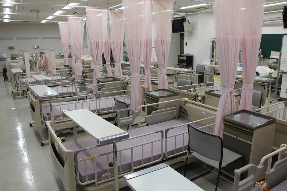 看護実習室